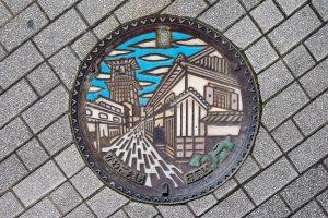Designer manhole covers