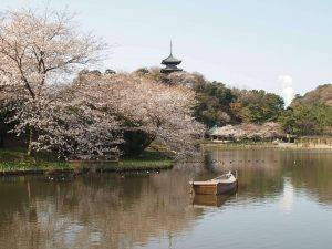 Yokohama Sankei-en Garden