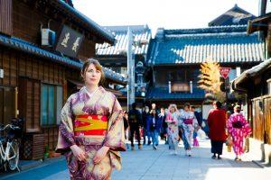 Vivian Kimono